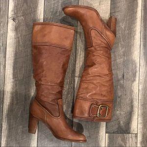 Ladies Coach boots size 8.5